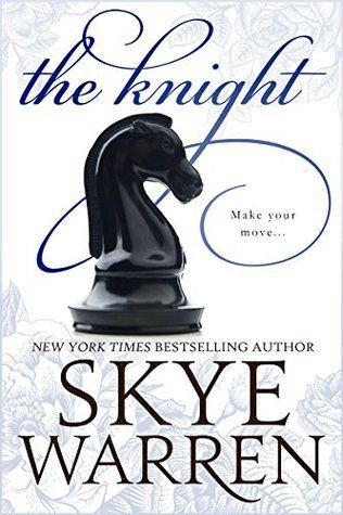 The Knight by Skye Warren (Endgame #2) ~ The power of pleasure…Gabriel Miller took everything from me. My family. My innocence. My mother's house. *avery is on her own & struggling. She wants her house back & will do whatever it takes to get it. But was the house her mother's true love, or are their sinister secrets locked inside?  And who has spread horrifying pictures of Avery at her most vulnerable to everyone she knew?  Is she safe, or will her mother's past come for her too? Is Gabriel…