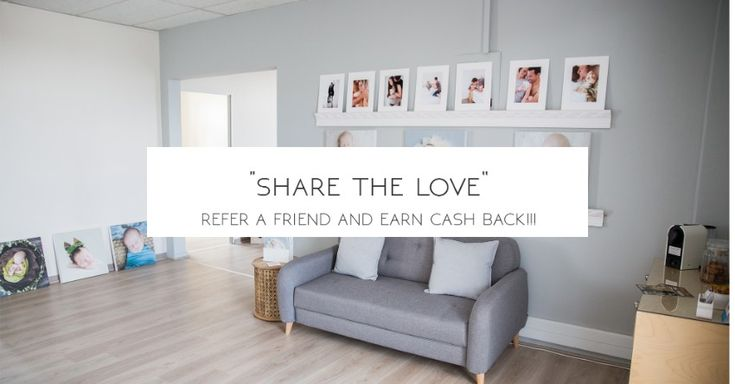 Refer a FRIEND and earn cash back Images by Samantha Jackson Photography www.samanthajacksonphotography.co.za