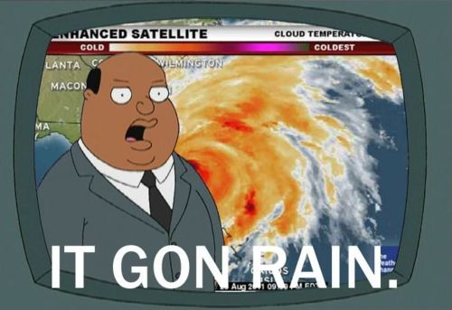 Ollie Williams with the Blacuweather forecast!