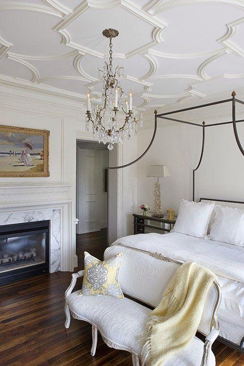 Gorgeous bedroom in high/low at Tillingham Estate.