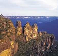 blue mountains, sydney, australia - Loved it here - the mountains were blue and so majestic - Cheryl Herweg