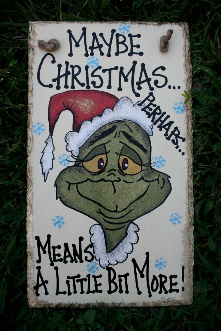 The Grinch  Dr. Seuss' How the Grinch by HollysHauntedCottage