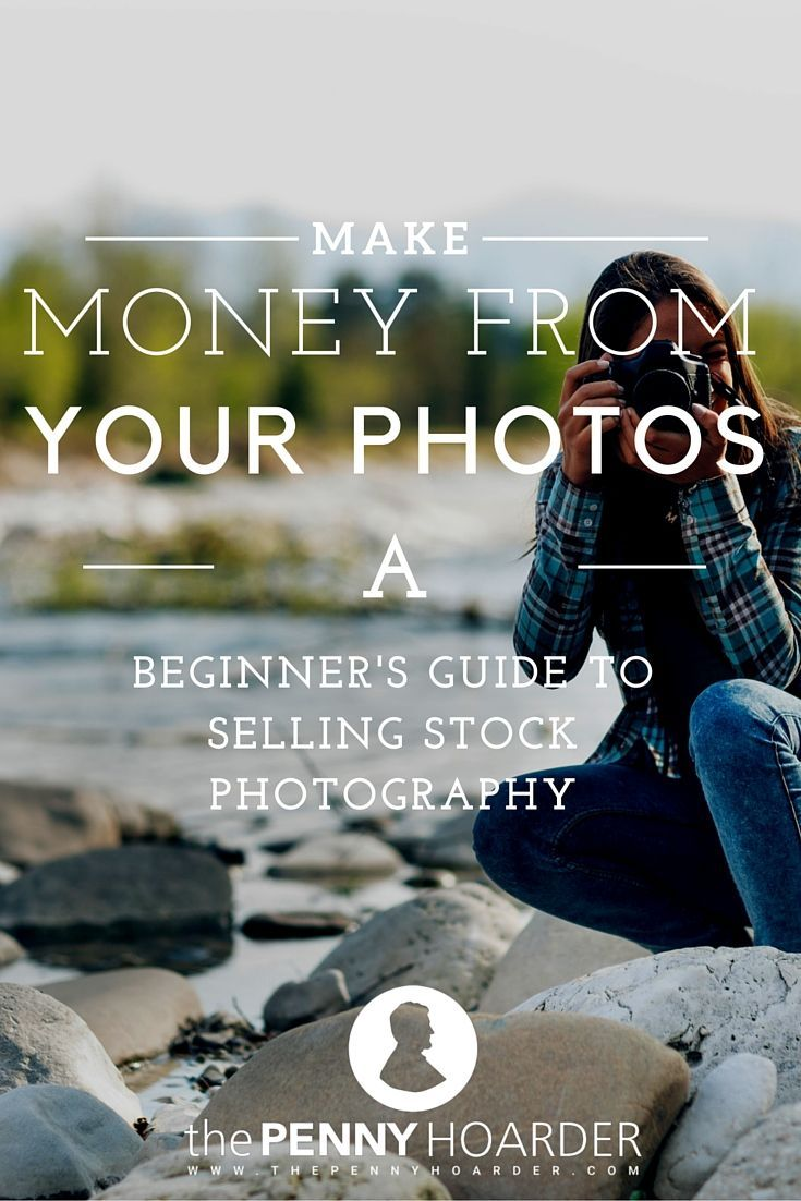 Looking for some extra cash? Look no further than the thousands of digital photos taking up space on your hard drive. Pick your best and turn those photos into cash by selling them on microstock websites. - The Penny Hoarder http://www.thepennyhoarder.com/selling-stock-photography/