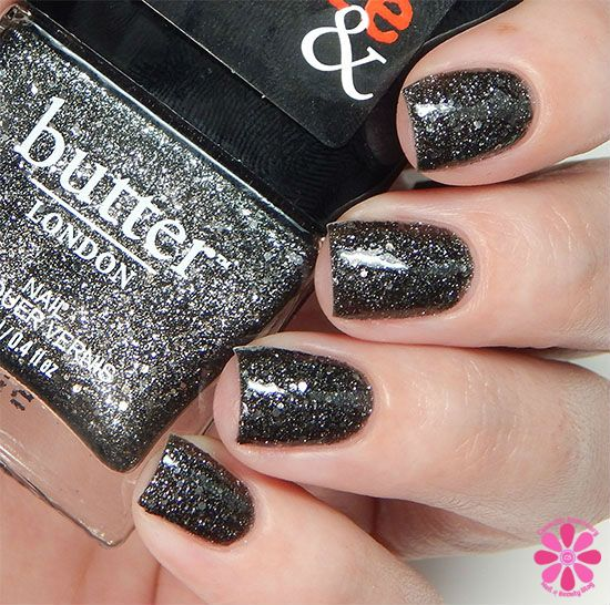 butter LONDON x Allure ArmCandy Collection Swatches, Disco Nap