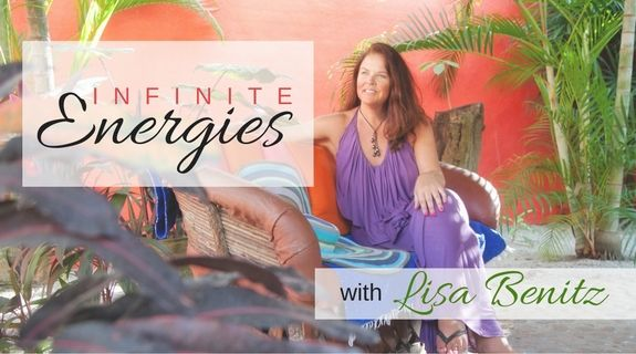 Infinite Energies with Lisa BenitzRadio Show   Outdoor Spaces Can Gift You So Much ~ Lisa Benitz