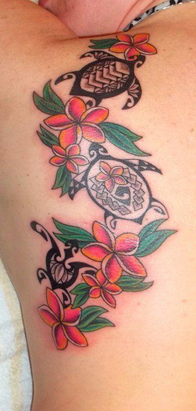Turtles | Maui Atomic Tattoo, Lahaina, Maui, Hawaii