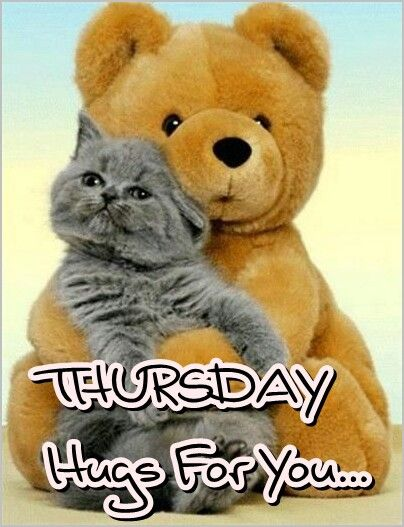 Happy Thursday ❤️ Hugs!