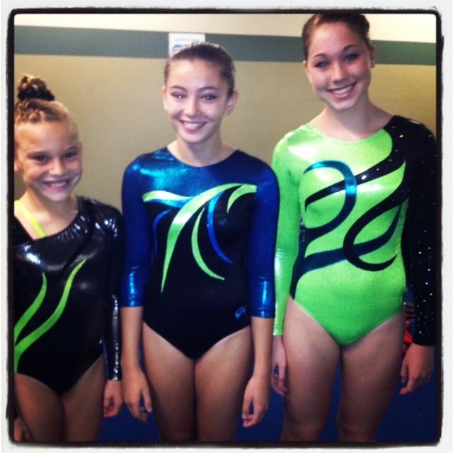 Long Sleeve Gymnastic Leotards | GK Elite