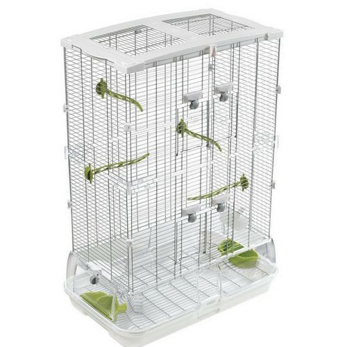 Cage Parrot Bird Large Finch Pet Cockatiel Top Play Parakeet Stand House #CageParrotBird