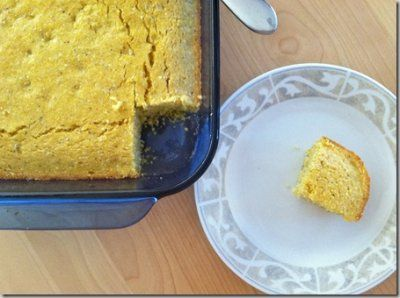 Cornbread that is dairy-free, gluten-free, low FODMAP, vegan, nut-free, soy-free. Seriously, cannot wait to try this.