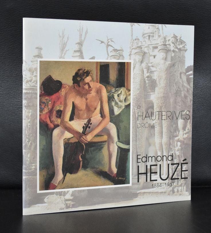 Hauterives /Drome # EDMOND HEUZE # 1989, mint
