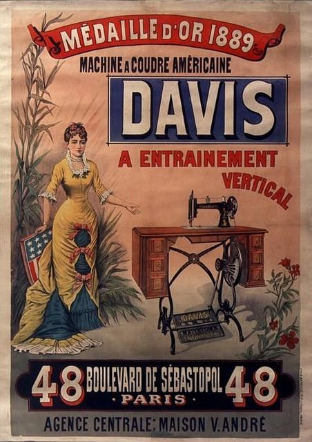 Davis (Exposition universelle 1889 Paris)