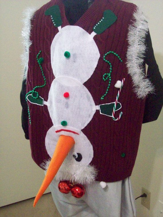 8 best ugly xmas sweater run ideas images on Pinterest | Ugliest ...