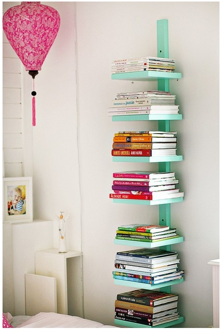 Super cute idea and good space saver