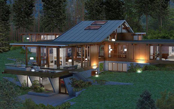 30 best images about case in legno di lusso on pinterest for Ville in legno di lusso prezzi