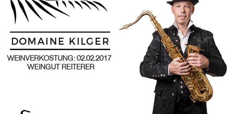 02.02.2017 Wein Verkostung und Sax