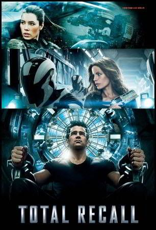 ver El vengador del futuro (Desafio total) 2012 online descargar HD gratis español latino subtitulada