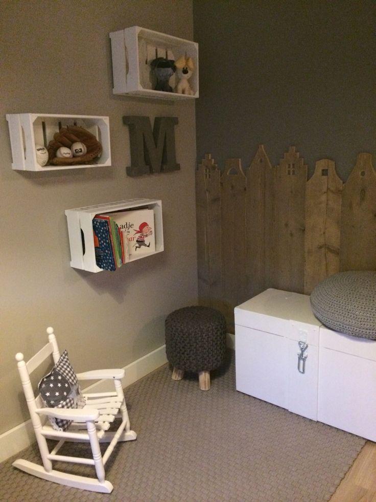 Speelhoekje slaapkamer