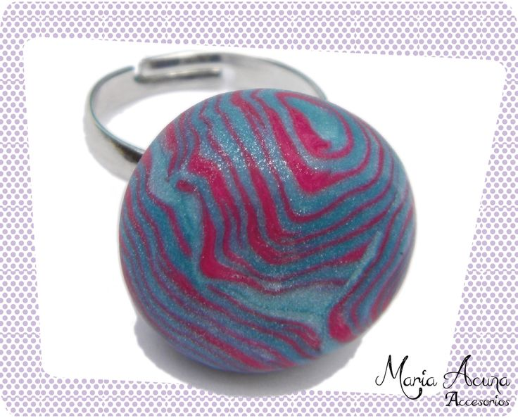 Polymer clay accesories