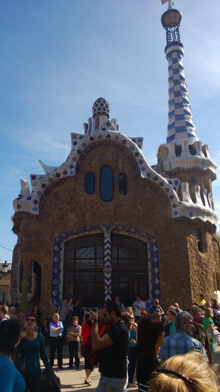 Park Gûell Gaudi