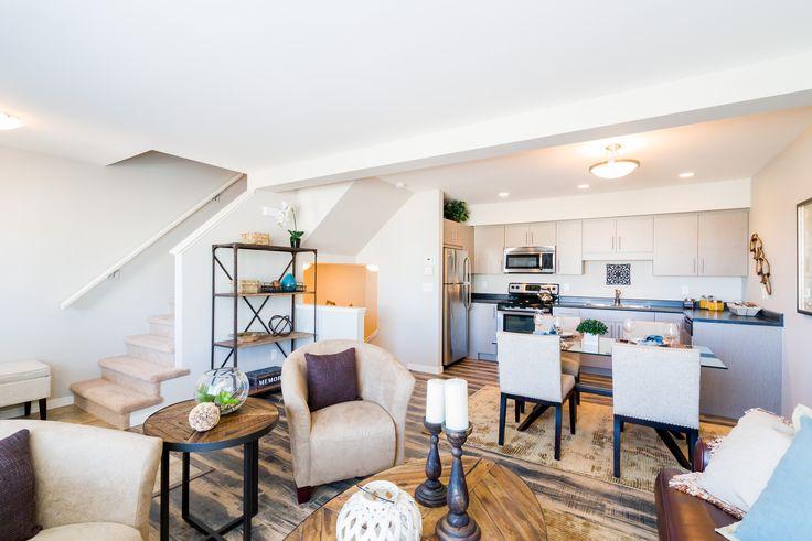 Designer living spaces.  Find your dream #Winnipeg rental home today!