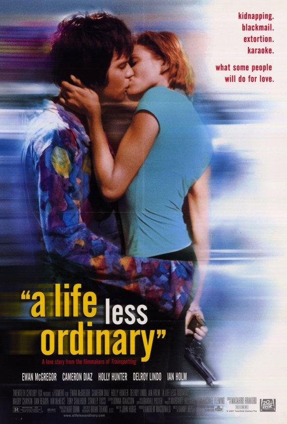 A Life Less Ordinary (1997) ewan McGregor and Cameron Diaz
