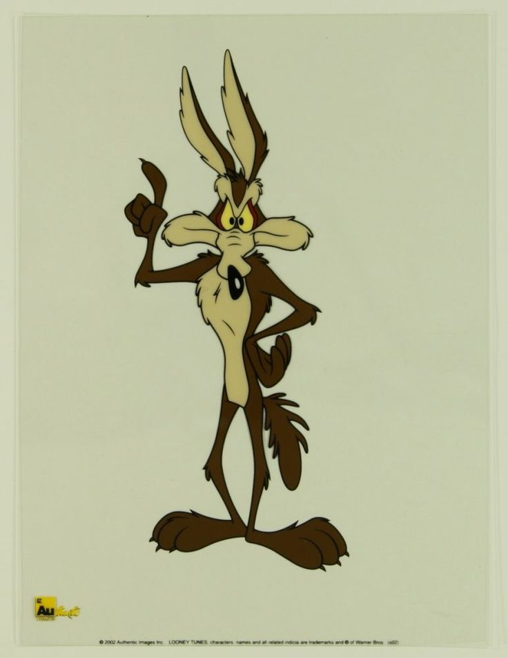 wile e coyote pictures - 736×954