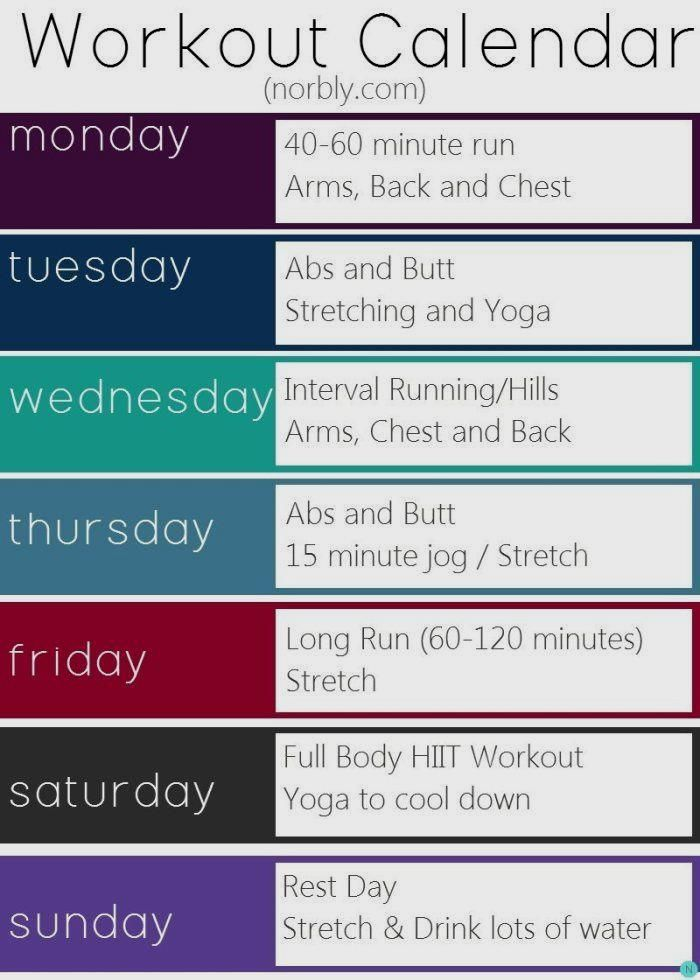 Best 25+ Workout schedule ideas on Pinterest Weekly workout - workout sheet