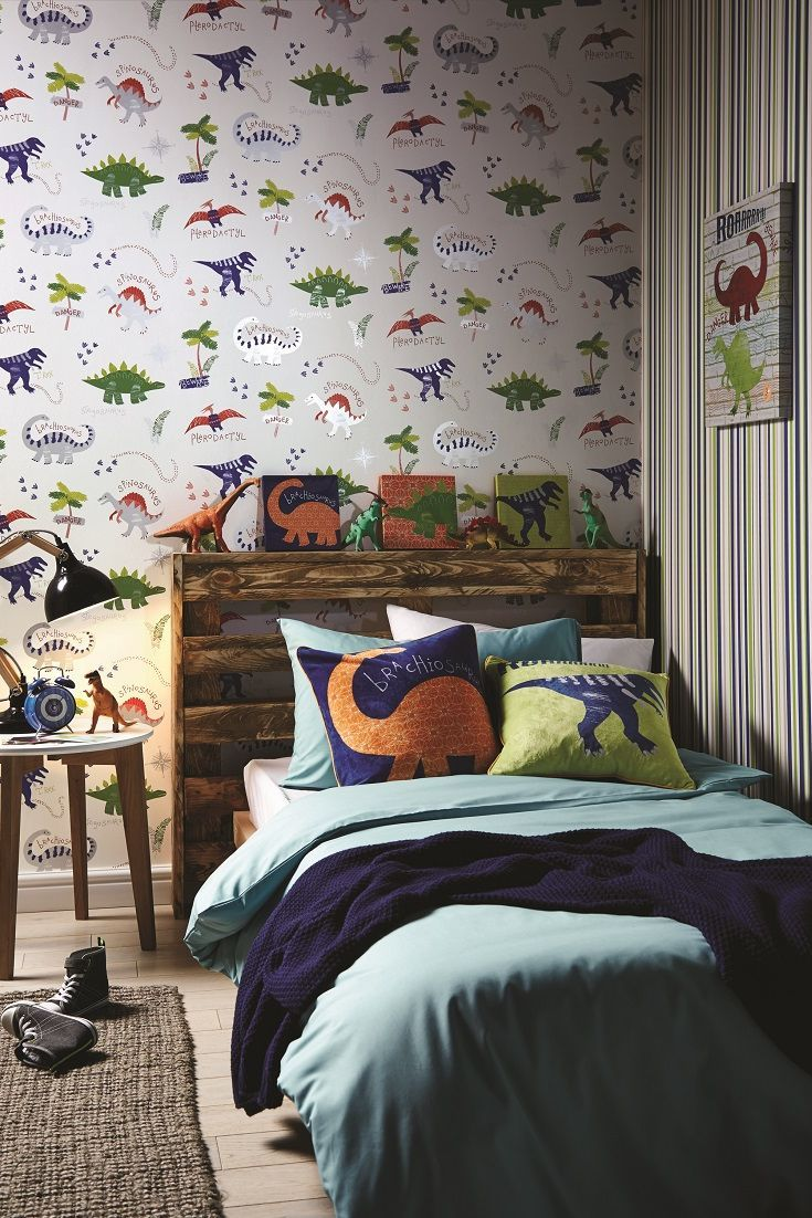 Best 25 dinosaur room decor ideas on pinterest dinosaur for Dinosaur mural ideas