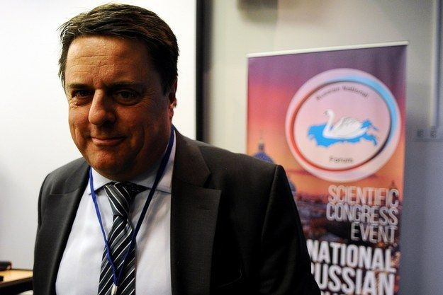 Nick Griffin Wants Vladimir Putin To Save Europe From Itself - BuzzFeed News
