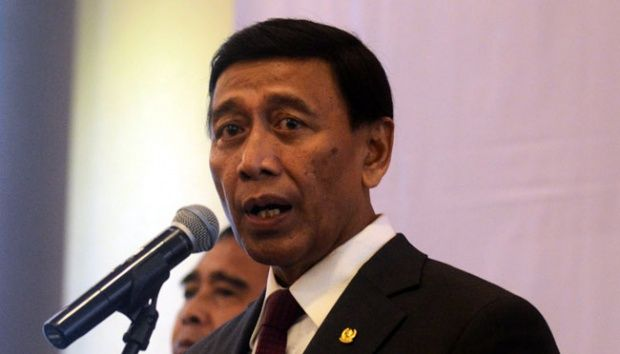 Dipimpin Wiranto, Pemakaman Mohammad Maruf Berlangsung Khidmat