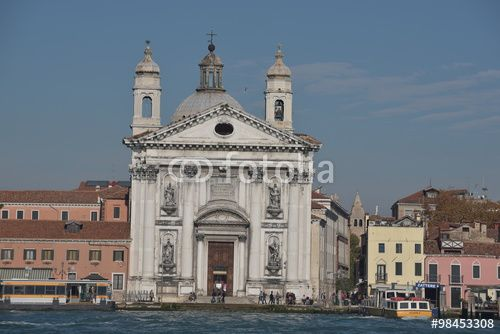 Chiesa Santa Maria del Rosario in Venedig