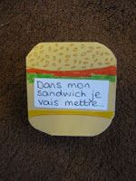 "Use creative foldables to teach new vocab (ex: ""Sur mon pizza..., Dans mon sac-à-dos, etc..."". Each student customizes and can do speaking activities with them!"