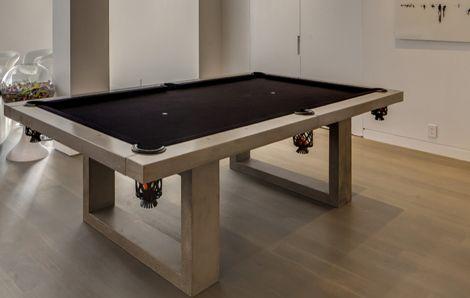 James De Wulf – Modern Pool Table. #2Modern