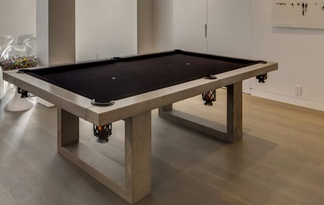 James De Wulf – Modern Pool Table. #2Modern