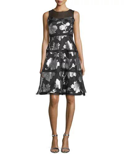 Kay Unger Cocktail Dresses Neiman Marcus