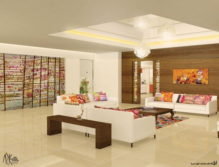 ARK - KASSAM | Architectural & Engineering Consultations | Projects | Villa In Kuwait