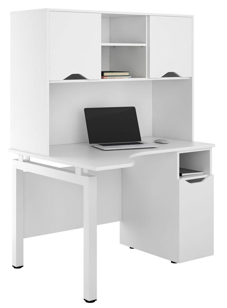 Best 25+ White Corner Desk Ideas On Pinterest | At Home ...