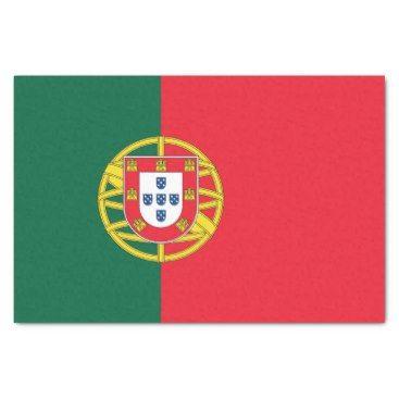 """Portugal flag 10"""" x 15"""" tissue paper Digiwrap_tissuepaper"""
