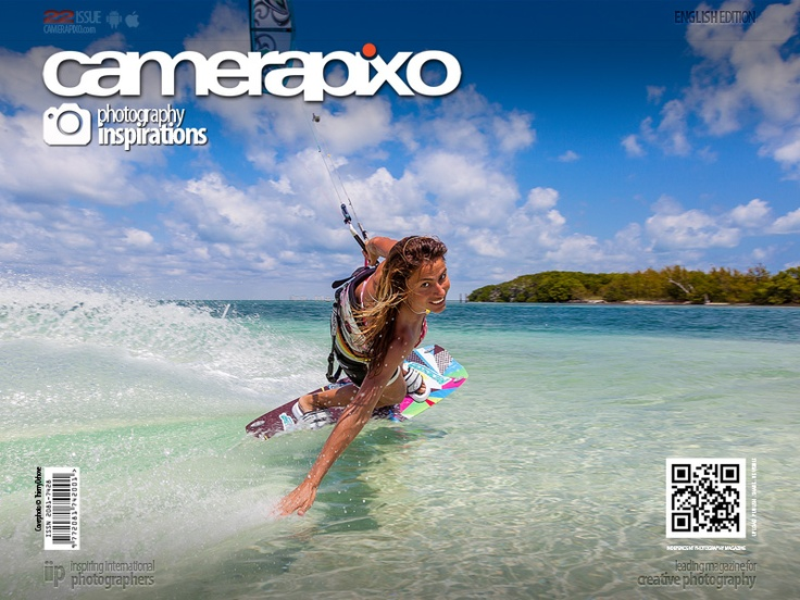 We have selected 4 great photos for our Camerapixo Cover Contest. Now it is up to you to vote for the best one to take the place on the cover of Camerapixo No.22    Here is our first choice for the cover: photo by Thierry Dehove. Summer, windsurfing all you need is great mood:) And as always thank you for supporting photographer of your choice. Have fun :)    The voting starts next week. Look out for our Newsletter and info on social networks.  http://camerapixo.com/