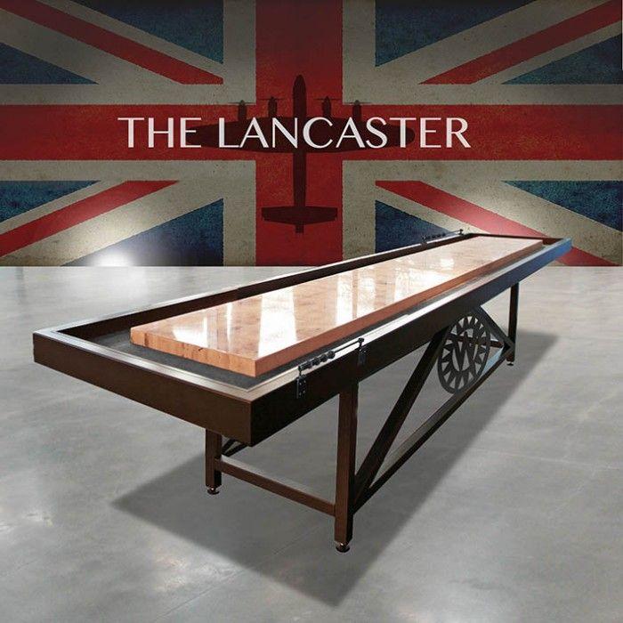 Lancester Shuffleboard   The Games Room Company