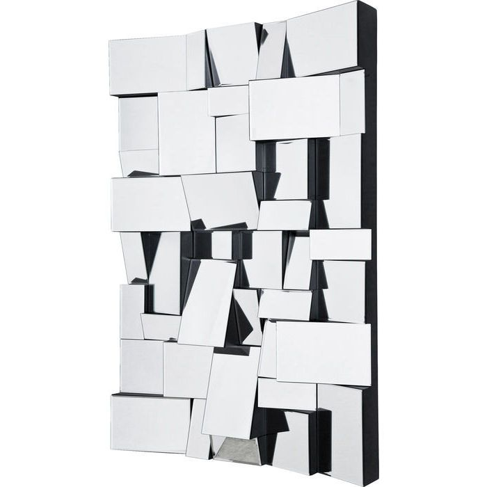 Mirror Involuto 120x80 - KARE Design
