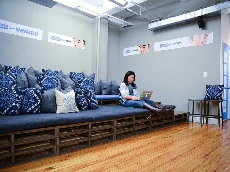 Best 25+ Startup office ideas on Pinterest   Office space ...