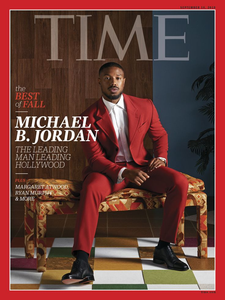 Michael b jordan is redefining what it means to be a