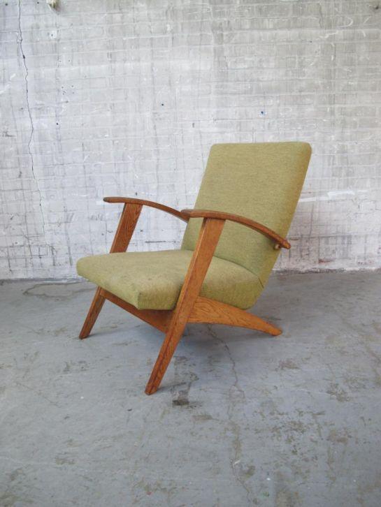 Cees Braakman Cor Alons Pastoe fauteuil jaren 60 teakhout.: http://link.marktplaats.nl/m939006648