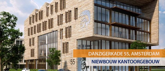 Danzigerkade DIESEL HQ Amsterdam