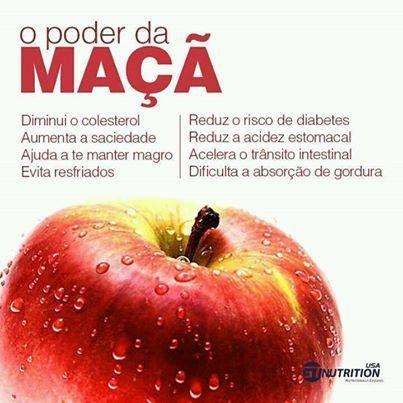 Dica da maçã!!!!