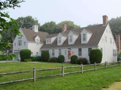 Classic Cape in Falmouth #sothebysliving #capecod If you see an image that is posted in error, please let us know and we will remove it.  Thank you.