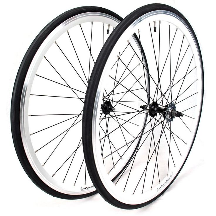 EighthInch Fixed Gear/Single Speed Wheelset |EighthInch Amelia