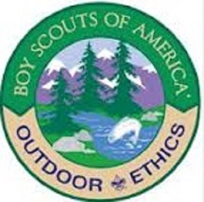 The Boy Scouts of America has replaced the Leave No Trace award with a new Outdoor Ethics award. The former Leave No Trace badges are no longer available for purchase in Scout shops.